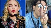 Madonna ir Ahlamalik Williams (tv3.lt fotomontažas)
