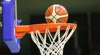 Krepšinio kamuolys. ( nuotr. LKF)