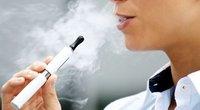 Elektroninė cigaretė (nuotr. leidėjų)