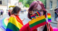 """""""Baltic Pride"""" 2019 eitynės """"Už lygybę!"""" (Irmantas Gelūnas/Fotobankas)"""