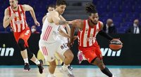 Mačo momentas. (nuotr. Euroleague Basketball)