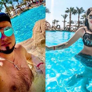 Besilaukianti lietuviškoji Kardashian su vyru atostogas leidžia saulėtame Egipte: net nedvejojo čia vykti