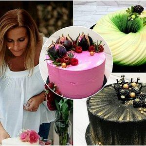 Panevėžietės gaminti tortai – tikri meno kūriniai: dėl jų žmonės vyksta ir 200 kilometrų