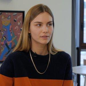 """Modelis ir tinklaraštininkė Steponavičiūtė – apie tvarų požiūrį į gyvenimą: """"Gardžiuotis gera, išmesti gėda"""""""