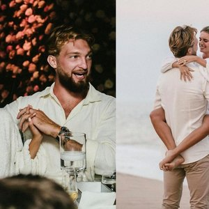 Sabonio sužadėtinė užminė mįslę apie netrukus įvykstančias vestuves: pora gyvena laukimo akimirkomis