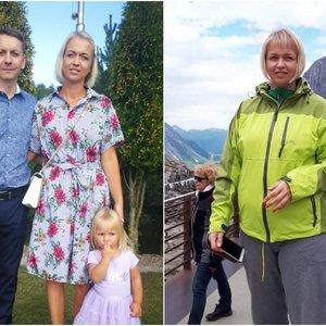 """32 kg atsikračiusi vilnietė atskleidė sėkmės paslaptį: """"Stori žmonės, kurie sako, kad jiems gerai – meluoja"""""""