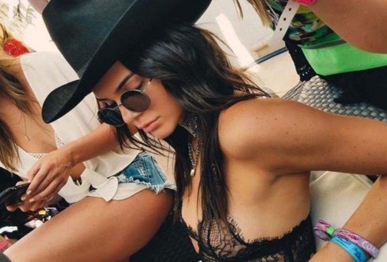 Kendall Jenner (nuotr. Instagram)