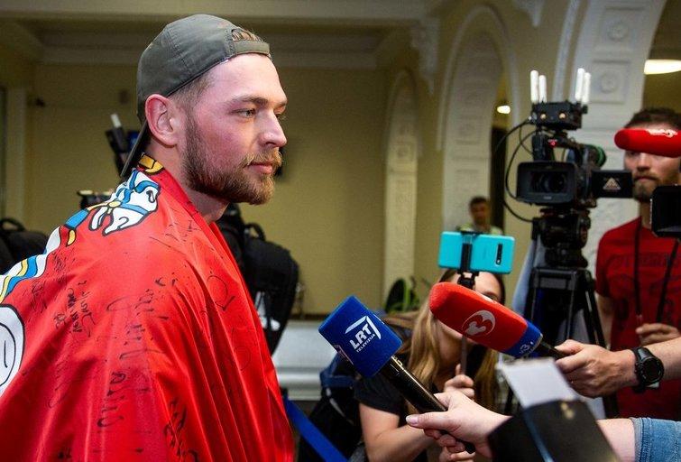 Jurijus Veklenko (nuotr. Fotodiena.lt)