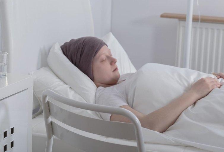 Onkologinės ligos (nuotr. 123rf.com)
