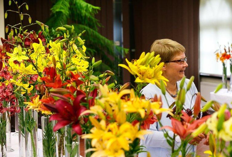 Išlaikyti gėles padės kelios gudrybės (nuotr. Tv3.lt/Ruslano Kondratjevo)