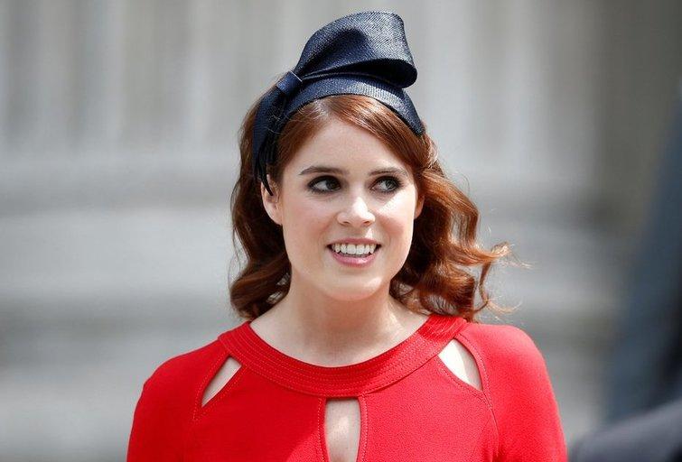 Britanijos princesė Eugenie (nuotr. SCANPIX)