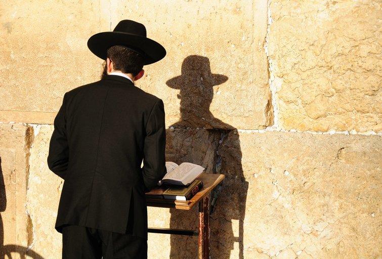 Žydai (nuotr. Fotolia.com)