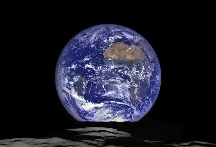 Žemė (nuotr. SCANPIX)