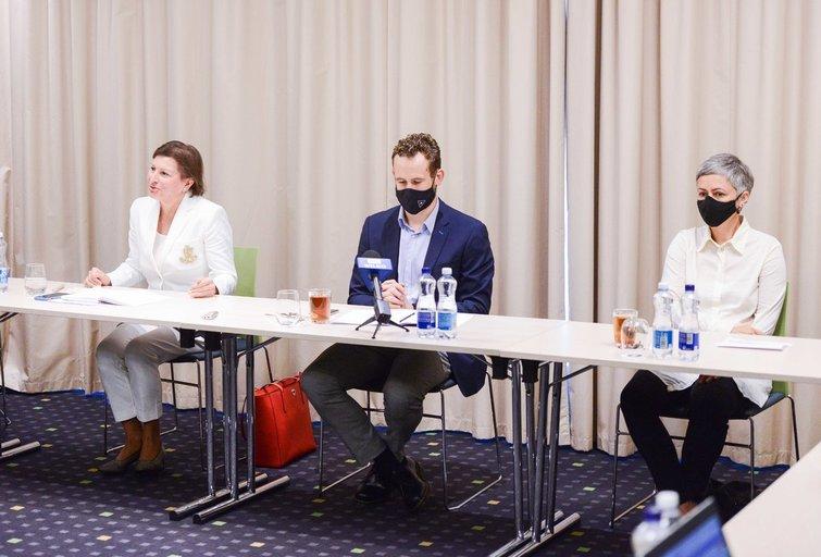 Ekspertai: politikai nemoka prisiimti pasekmių už savo sprendimus (nuotr. Fotodiena/Viltės Domkutės)