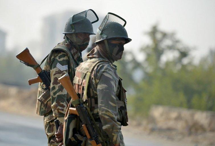 Pakistano kariai (nuotr. SCANPIX)