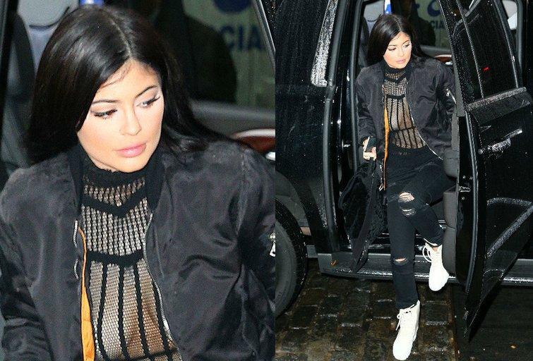 Kylie Jenner (nuotr. Vida Press)