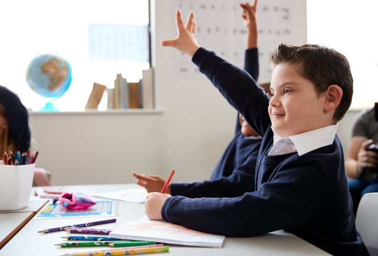 Mokinys (nuotr. Shutterstock.com)
