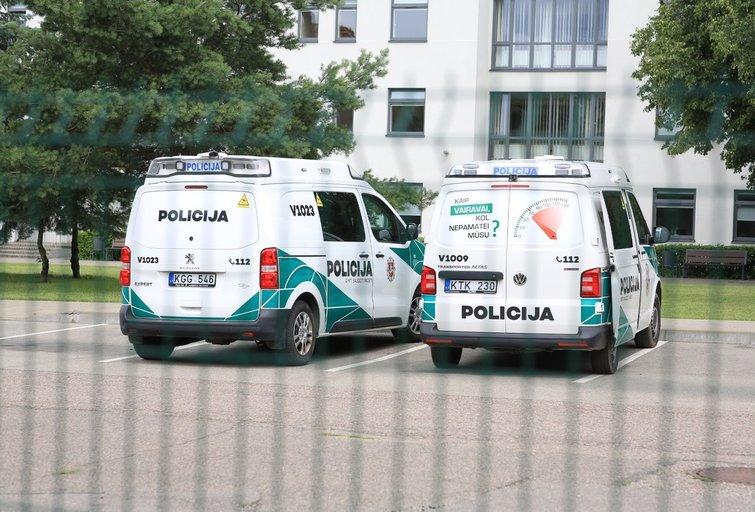 Vilniuje girtas policininkas su draugais užpuolė BMW vairuotoją: reikalavo pavežti (nuotr. Broniaus Jablonsko)