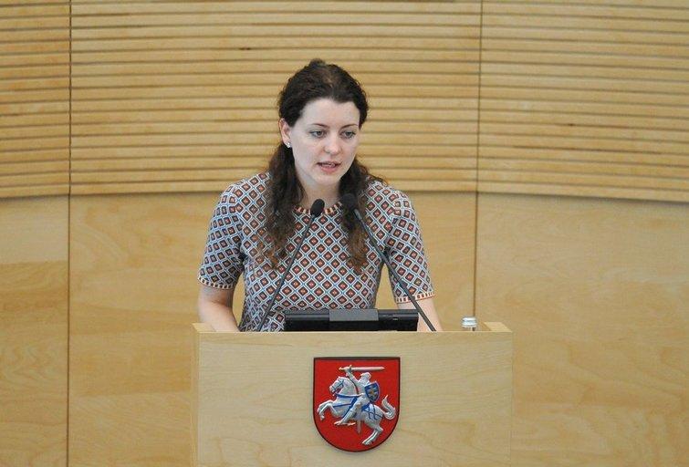 Monika Navickienė (nuotr. Fotodiena.lt/Roko Lukoševičiaus)