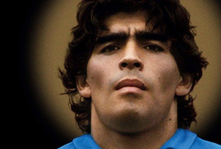 Diego Maradona (nuotr. TV3)