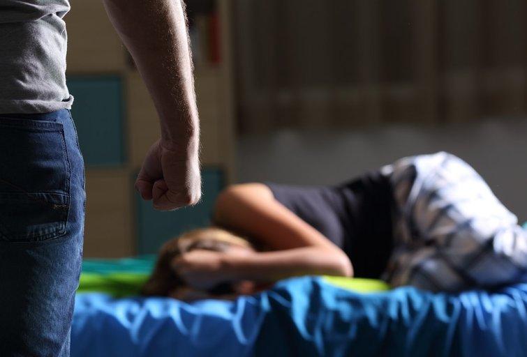 Mušama moteris (nuotr. 123rf.com)
