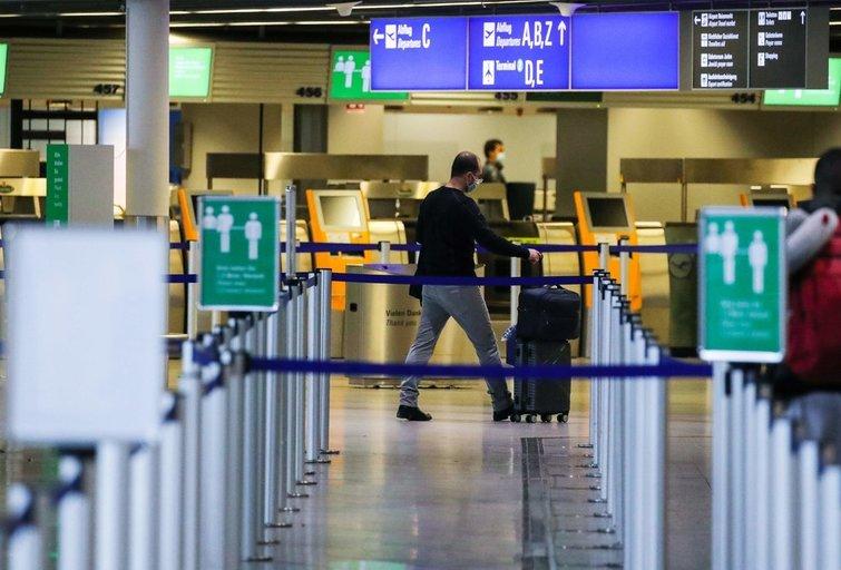 Frankfurto oro uostas (nuotr. SCANPIX)