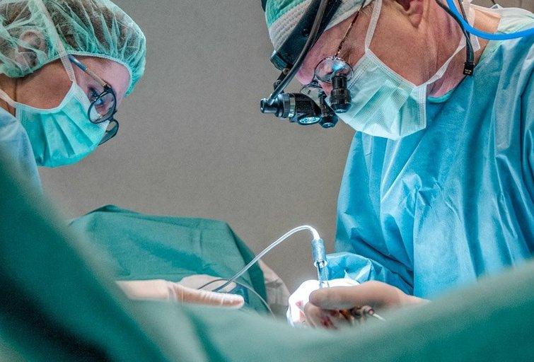 Operacija. Asociatyvi nuotrauka (nuotr. Organizatorių)