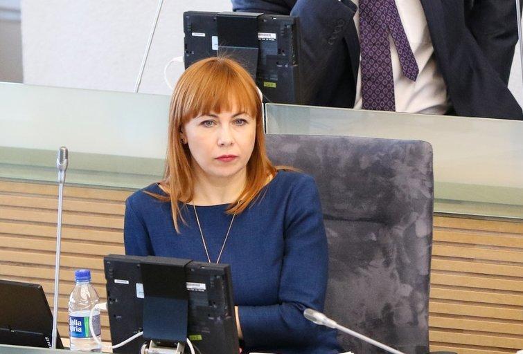 Jurgita Petrauskienė (Fotodiena nuotr.)