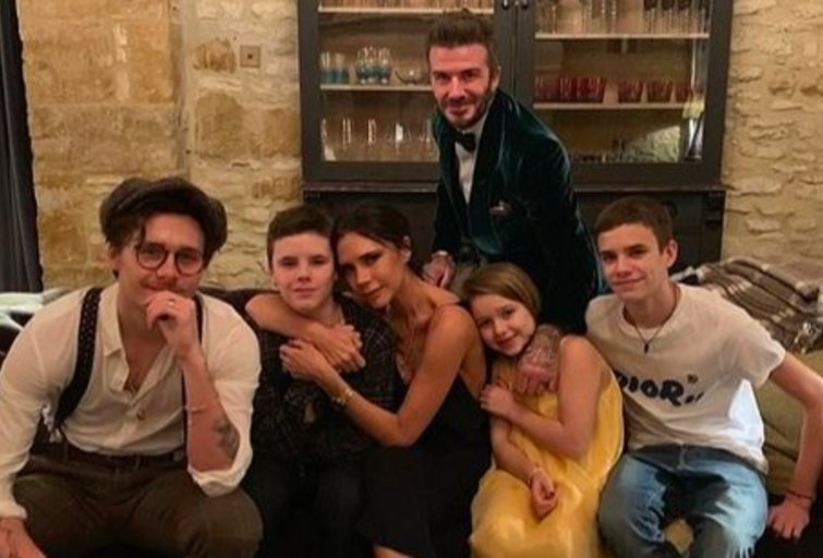 Brooklyn Beckham (nuotr. Instagram)