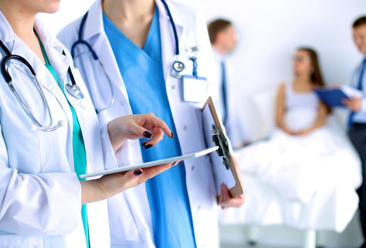 Gydytojai. (nuotr. Fotolia.com)
