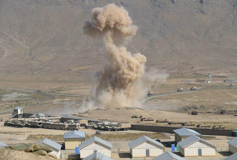 Afganistane  (nuotr. SCANPIX)