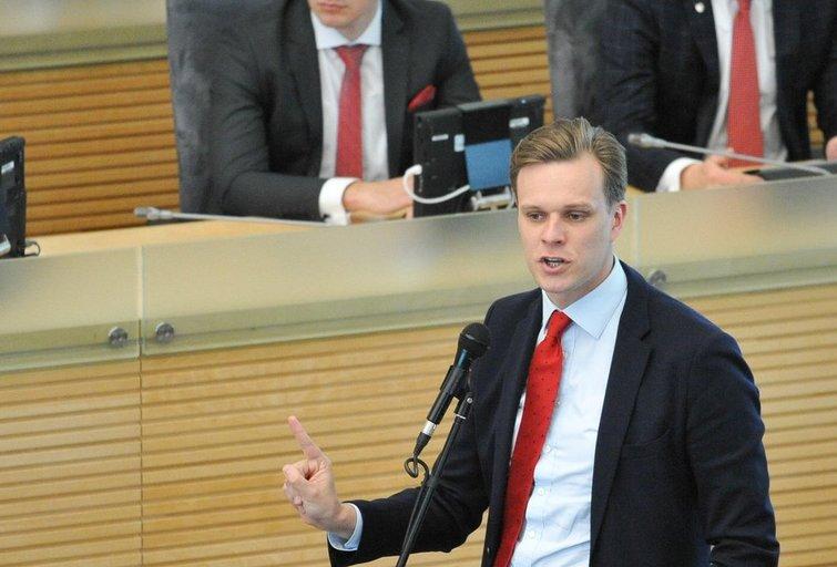 G. Landsbergis (nuotr. Fotodiena.lt)