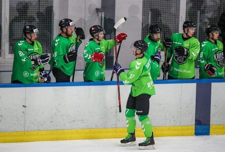 """""""Kaunas Hockey"""". (nuotr. hockey.lt)"""