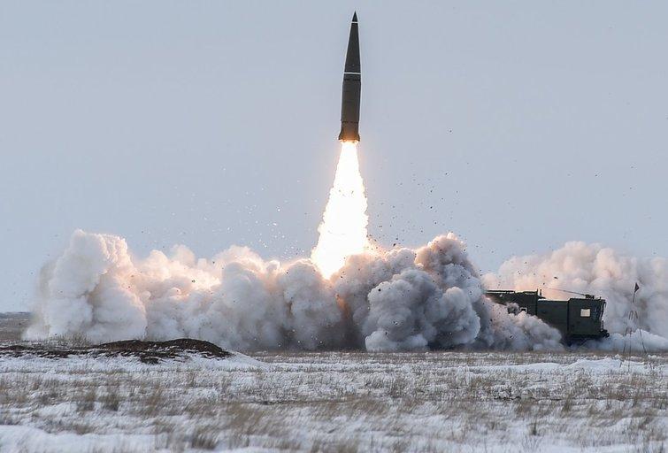 raketos (nuotr. SCANPIX)