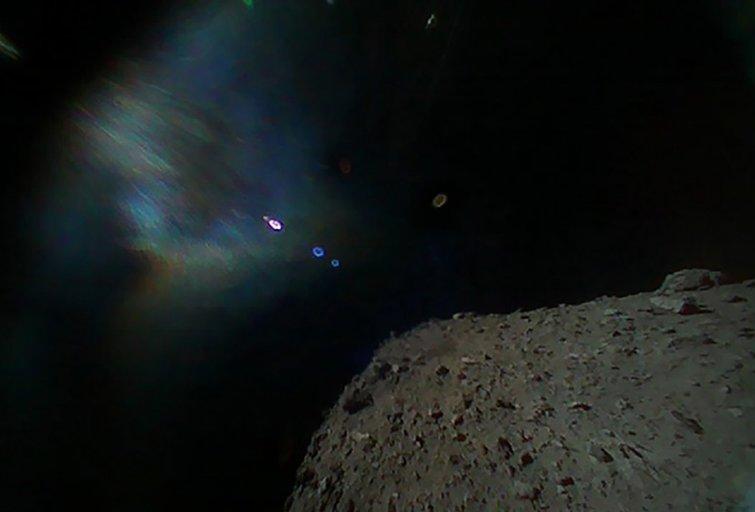 Asteroidas (nuotr. SCANPIX)