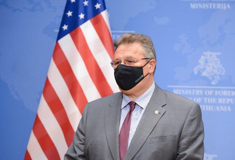 Lino Linkevičiaus (nuotr. Fotodiena/Justino Auškelio)