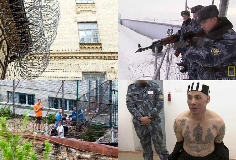 Griežčiausi kalėjimai Rusijoje ir Lietuvoje (nuotr. tv3.lt)
