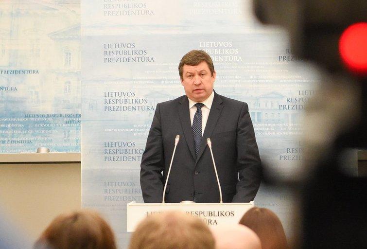 Raimundas Karoblis (nuotr. Fotodiena.lt)