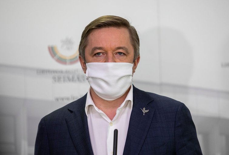 Ramūnas Karbauskis (Paulius Peleckis/Fotobankas)