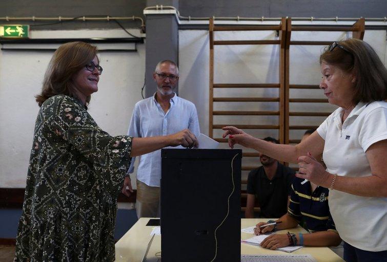 Rinkimai Portugalijoje (nuotr. SCANPIX)