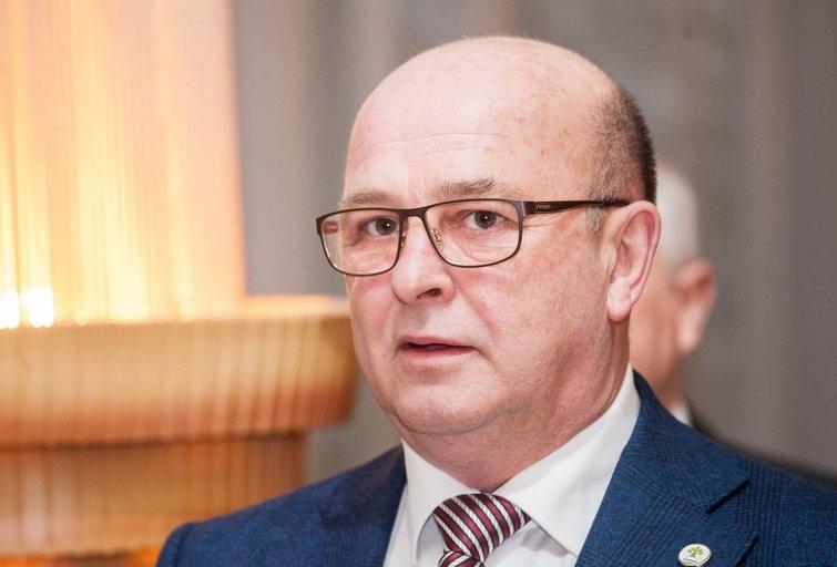 Visvaldas Matijošaitis (Fotodiena nuotr.)