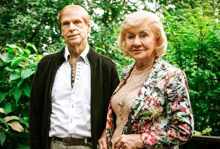 Jūratė ir Česlovas Norvaišos (nuotr. asm. archyvo)