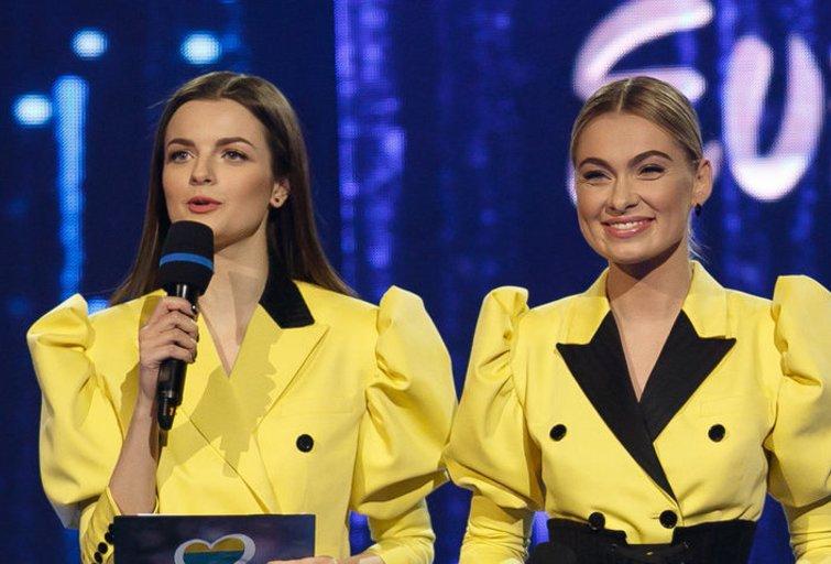 """Aštuntoji """"Eurovizijos"""" laida (nuotr. Tv3.lt/Ruslano Kondratjevo)"""