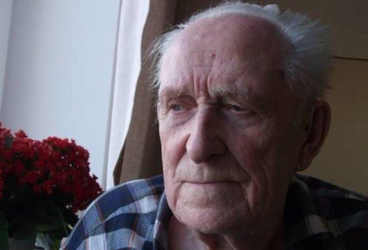 Juozas Šermukšnis (nuotr. asm. archyvo)
