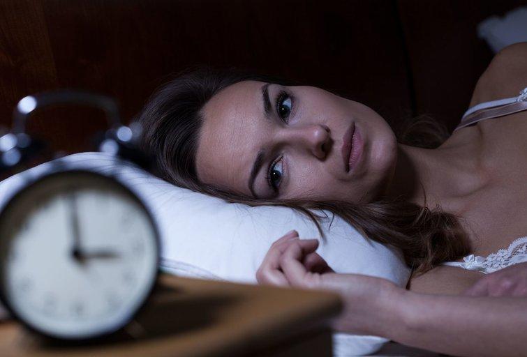 Miegas (nuotr. 123rf.com)