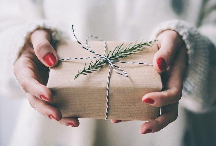 Kalėdinės dovanos (nuotr. 123rf.com)