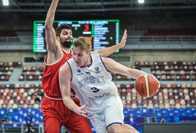 Estai keliauja į Europos čempionatą. (nuotr. FIBA Europe)