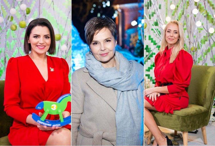 Trys Lietuvos damos sužibo elegancija ir gerumu (nuotr. Fotodiena/Justino Auškelio)