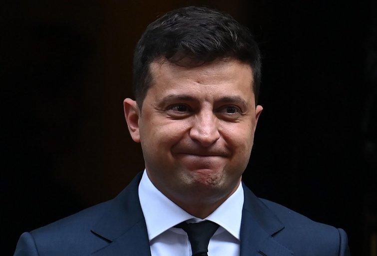 Volodymyras Zelenskis (nuotr. SCANPIX)