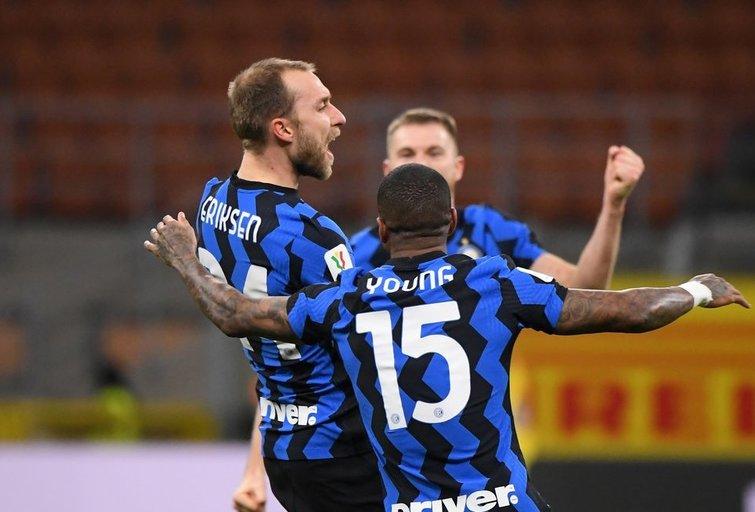 """""""Inter"""" pateko į Italijos taurės pusfinalį (nuotr. SCANPIX)"""